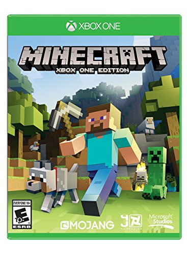 Minecraft - Xbox One (Cool Minecraft Stuff compare prices)