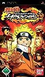 echange, troc Naruto: Ultimate Ninja Heroes [import allemand]