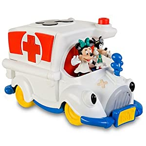 Disney Mickey Mouse Clubhouse Ambulance Play Set