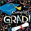 Luncheon Napkin Super Value 100-Pack Graduation