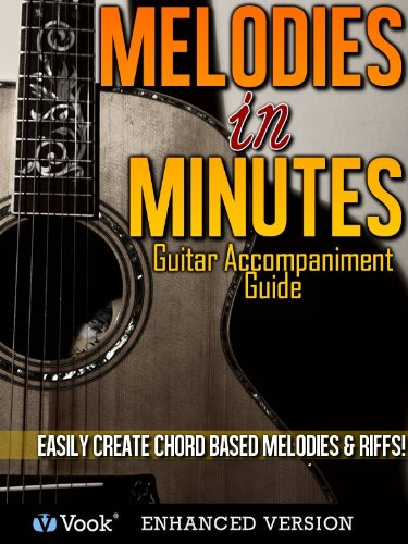 Chris Scott - Melodies In Minutes - Easy Guitar Melodies Method (Enhanced Edition)