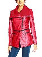 Special Coat Abrigo Corto Miramas (Rojo)