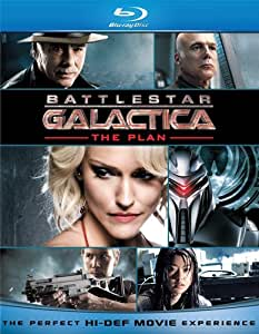 Battlestar Galactica: The Plan [Blu-ray]