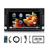 Navigation Seller - Special Privileged Sale Universal Car Double Din In-Dash Touch Screen GPS Navigation & Free Backup Camera