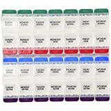 Ezy Dose Xl Push Button Medtime Planner - 7 Day, 4 Times Per Day
