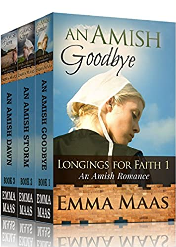 Longings for Faith 1-3 Box Se