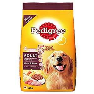 pedigree adult food meat rice blhsxd