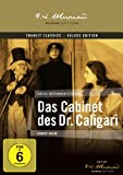 Das Cabinet des Dr. Caligari - inkl. 20-seitigem Booklet [Deluxe Edition]