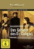 Das Cabinet des Dr. Caligari - inkl. 20-seitigem Booklet [Deluxe Edition]