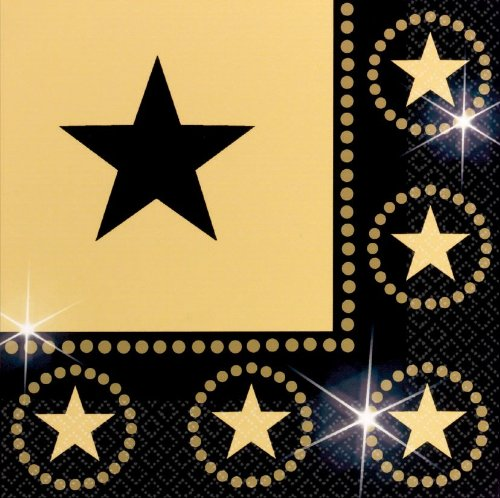 Star Attraction Lunch Napkins (16 count) - 1