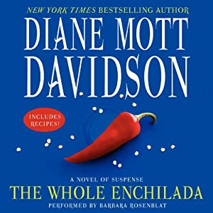 The Whole Enchilada: A Novel of Suspense Audiobook