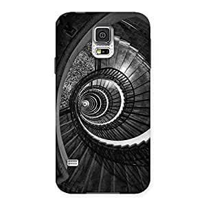 Gorgeous illuisional Back Case Cover for Samsung Galaxy S5