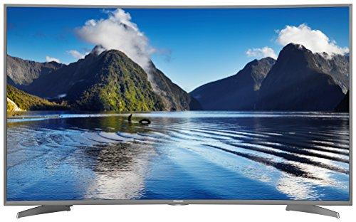Hisense H55MEC5650 140 cm (55 Zoll) Fernseher (Ultra HD, Curved TV, Triple Tuner, DVB-T2 HD, Smart TV)