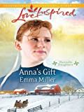 img - for Anna's Gift (Love Inspired) book / textbook / text book