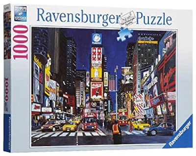 Ravensburger Times Square - 1000 Piece Puzzle from Ravensburger