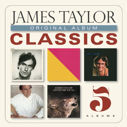 James Taylor - Original Album Classics - Zortam Music