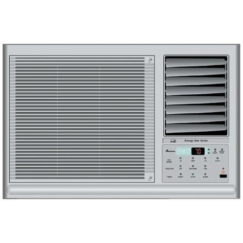 Amana 10 000 btu air conditioner ac103e for 10000 btu window air conditioner room size