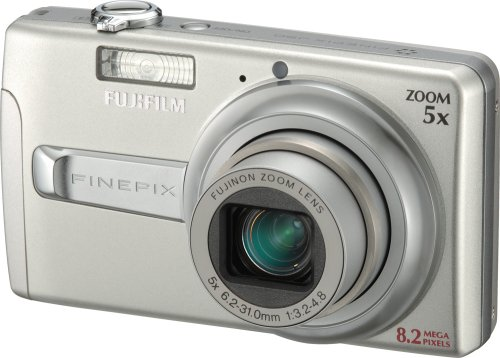 Fujifilm FinePix J50 is the Best Cheap Ultra Compact Digital Camera for Photos of Children or Pets