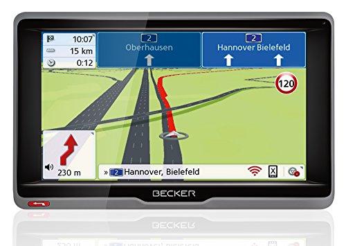 Becker-ready6l-EU-plus-Navigationsgert-158-cm-62-Zoll-Bildschirm-45-Lnder-vorinstalliert-Lebenslange-Kartenupdates-und-Blitzerwarner-TMC-Bluetooth-inkl-MagClick-Aktivhalter