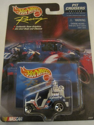Hot wheels Racing Pit Cruisers Edition Valvoline #6 - 1