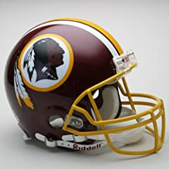 Buy Riddell Washington Redskins Proline Authentic Football Helmet by Riddell