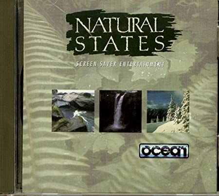 Natural States Screen Saver Entertainment