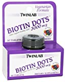 Twinlab Biotin Dots Mixed Berry Tablets