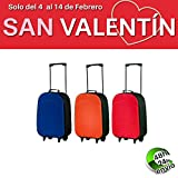 TROLLEY PLEGABLE MODELO TRAVEL DISPONIBLE EN DIFERENTES COLORES- OFERTAS OUTLET -�ULTIMAS UNIDADES! (ROJO)