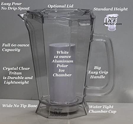 water energizer pitcher