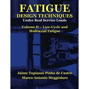 Fatigue Design Techniques: Vol. II - Low-Cycle and Multiaxial Fatigue (Volume 2)