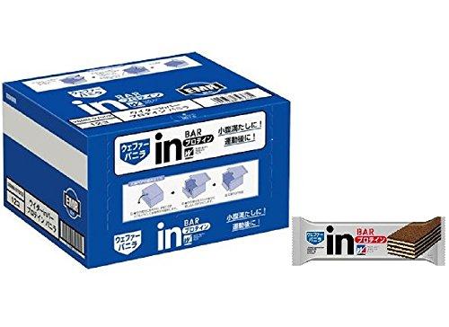 ウイダーinバー プロテイン バニラ (12本入×1箱)
