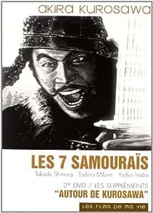 Les 7 samouraïs / Docs kurosawa - Coffret 2 DVD