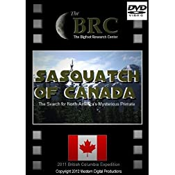 Sasquatch of Canada