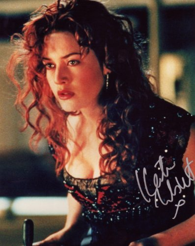 titanic autographed signed 8 x 10 reprint photo by