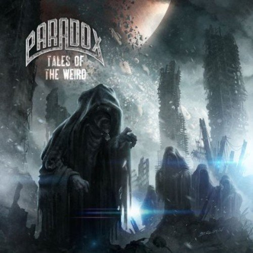 CD : Paradox - Tales Of The Weird (CD)