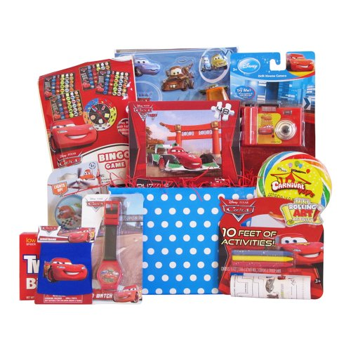 Disney Pixar Cars Easter Baskets for Children