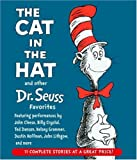 Book - The Cat in the Hat and Other Dr. Seuss Favorites