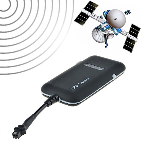 Flashmen® Quad band GSM GPRS GPS Tracker Vehicle Bike Car Real time Tracking system TK110
