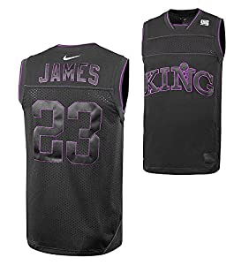 Nike Lebron 'King' James Basketball Jerseys