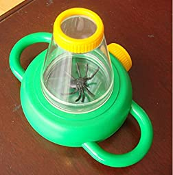 1 PCS Insect Bug Viewer Magnifying Viewers For Kids Children Educational