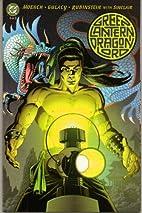 GREEN LANTERN DRAGON LORD #1 THE GLORY OF…