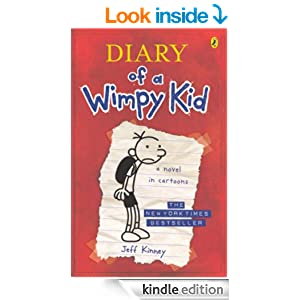 Diary of a wimpy kid epub