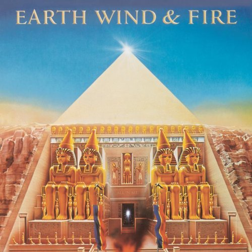 Earth, Wind & Fire - All N All Remastered + 3 Bonus - Zortam Music