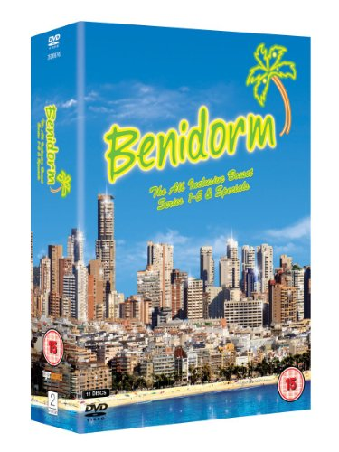 Benidorm - The All Inclusive Box Set Series 1-5 & Specials [DVD]