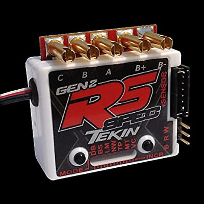RSgen2 Spec Sensored/Sensorless D2 ESC 13.5T Limit