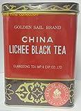 Golden Sail Brand China Lichee Black Tea (1 Lb)
