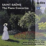 "Camille Saint-Saëns: The Complete Piano Concertos (Piano Concerto No. 1, D Major, Op. 17, No. 2, G Minor, Op. 22, No. 3, E-Flat Major, Op. 29, No. 4, C Minor, Op. 44, No. 5, F Major, Op. 103 (""Egyptia"