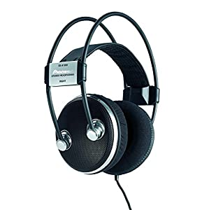 Pioneer SE-A1000 (Open-Air Dynamic High-End Home Theater Headphones With Long Cord, Jersey Ear Pads, Dual Stabilized Hanger With Free-Adjusting Headband & Velour Storage Pouch - Black)