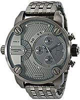 Diesel Men's Quartz Watch SBA DZ7263 with Metal Strap