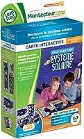Leapfrog - 81242 - Jeu Educatif - Carte Mon Lecteur Leap/Tag - Système Solaire (lecteur non inclus)